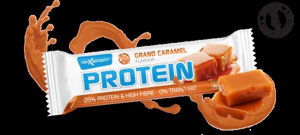 Max Sport Proteín Bar Karamel 60 g