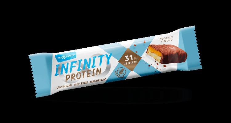 Levně Max Sport Infinity Protein Kokos a Mandle 55 g