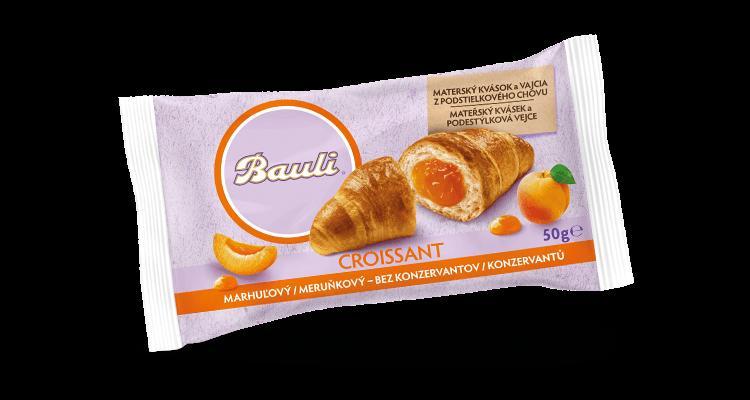 Levně Bauli Croissant Meruňkový 50 g